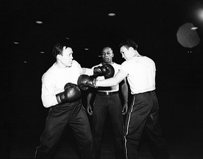 to locate this image on the American Memory website use search terms BOXING REFEREE