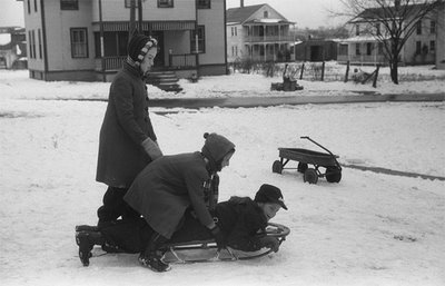 to locate this image on the American Memory website use search terms SLEDDING and CHILDREN